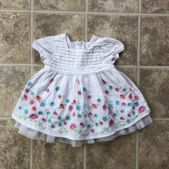 The Children's Place Other - Baby girl floral dress